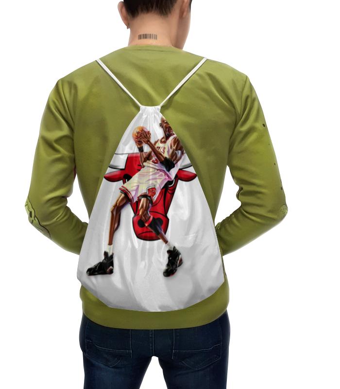 Рюкзак с полной запечаткой Printio Michael jordan cartooney футболка с полной запечаткой мужская printio michael jordan cartooney