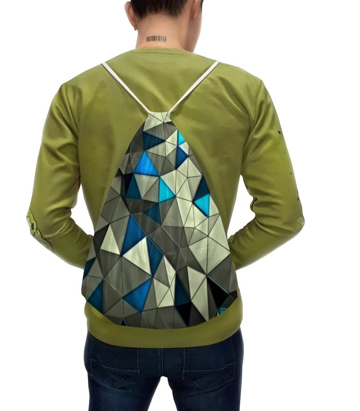 Рюкзак с полной запечаткой Printio Мозаика рюкзак с полной запечаткой printio мишутка