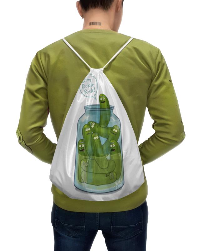 Рюкзак с полной запечаткой Printio Блокнот огурчик рик чехол для iphone 4 глянцевый с полной запечаткой printio блокнот ля шобы поделат