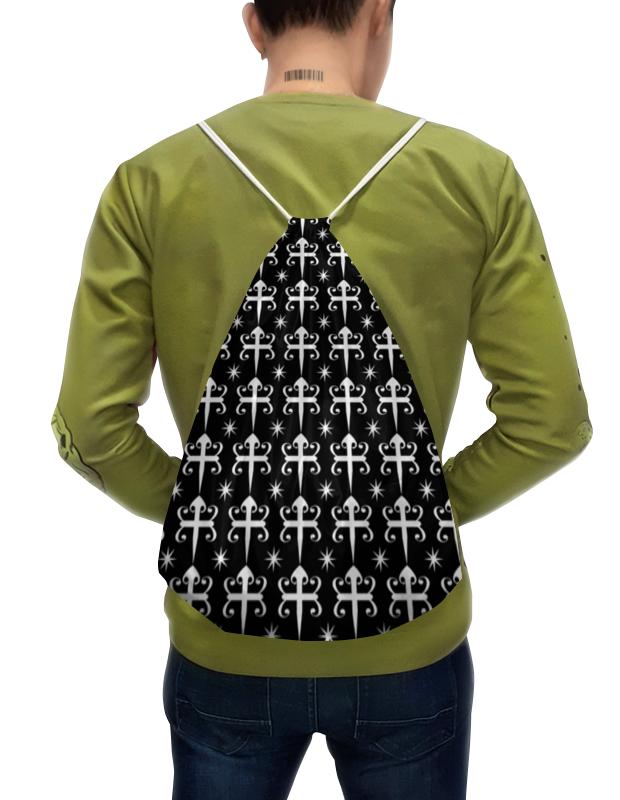 Фото - Printio Готические кресты рюкзак мешок с полной запечаткой printio коридор убежища святого павла в сен реми