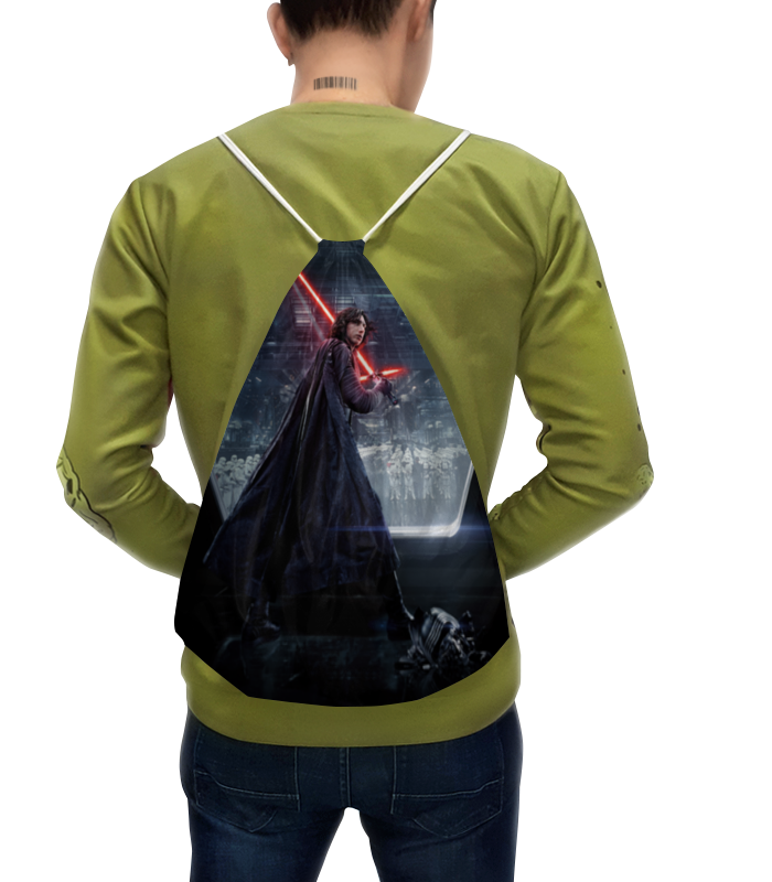 Рюкзак с полной запечаткой Printio Звездные войны - кайло рен чехол для ноутбука 14 printio кайло рен звездные войны