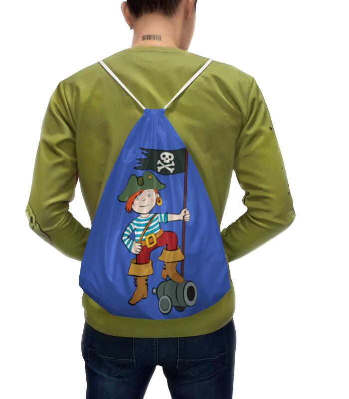 Рюкзак с полной запечаткой Printio Пират борцовка с полной запечаткой printio пират