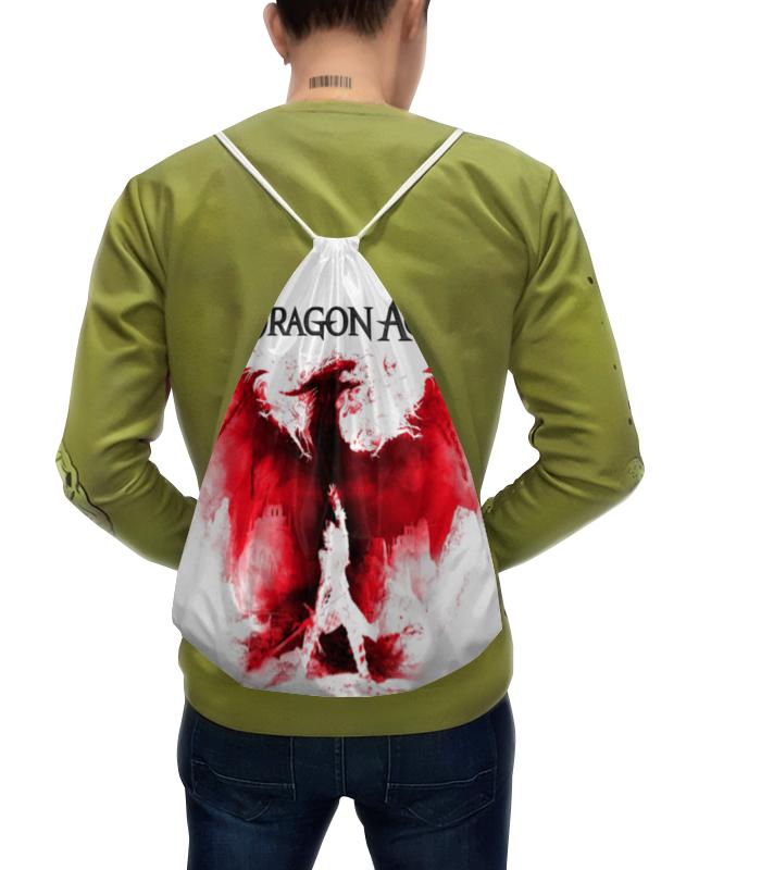 Рюкзак с полной запечаткой Printio Dragon age dragon age omnibus