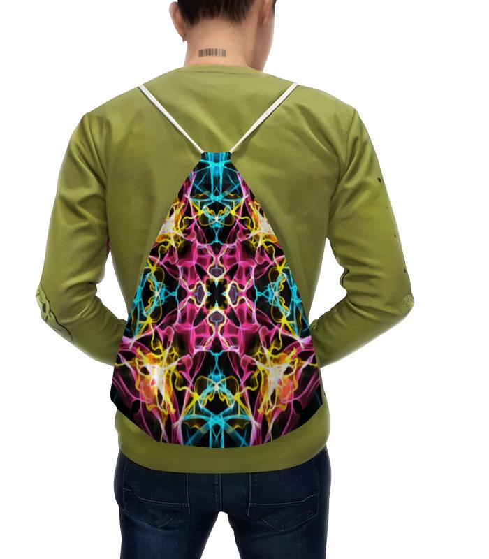 Рюкзак с полной запечаткой Printio Электрик дизайн рюкзак с полной запечаткой printio пейсли яркий