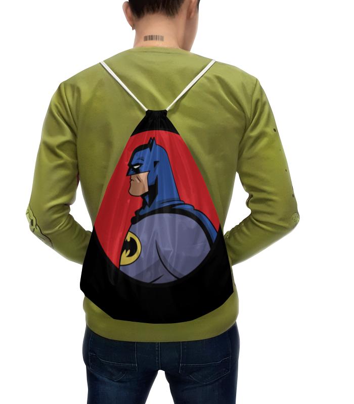 Рюкзак с полной запечаткой Printio Batman / бэтмен batman bifold wallet dft 13010