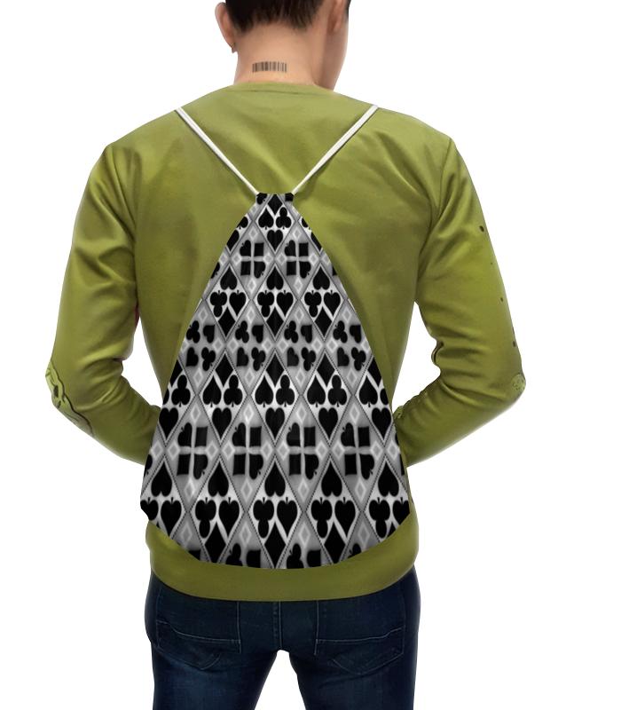 Рюкзак с полной запечаткой Printio Масти карт рюкзак с полной запечаткой printio мишутка