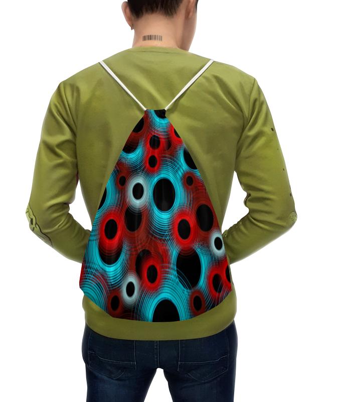 Рюкзак с полной запечаткой Printio Круги рюкзак с полной запечаткой printio круги