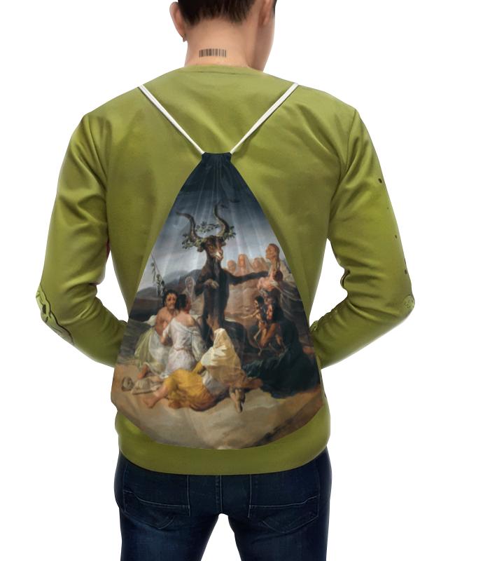 Рюкзак с полной запечаткой Printio Шабаш ведьм (франсиско гойя) цена