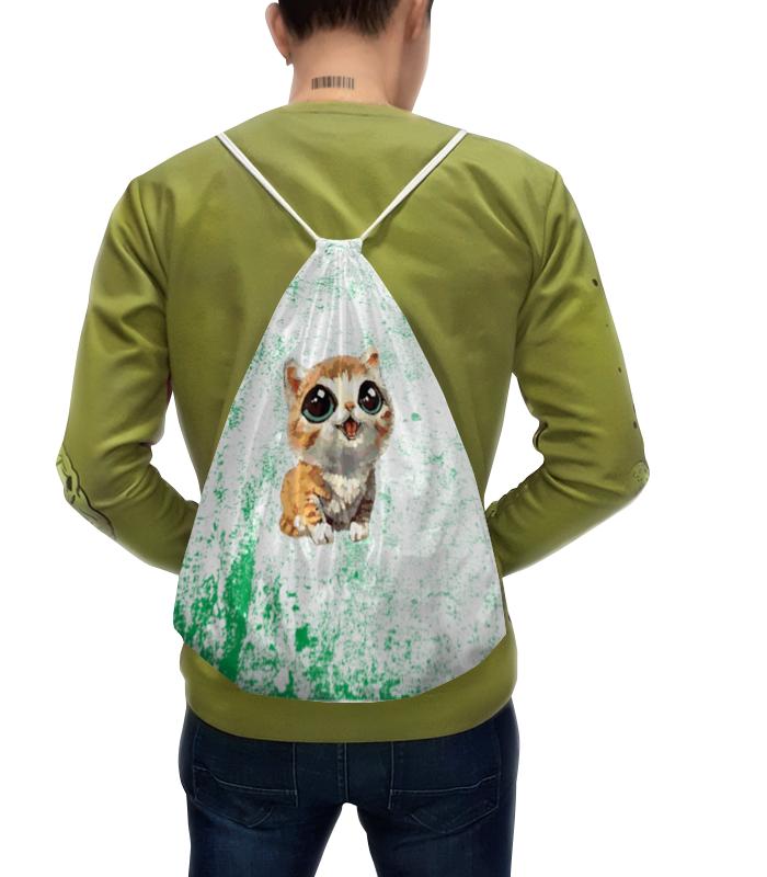 Рюкзак с полной запечаткой Printio Мяу! мяу! рюкзак с полной запечаткой printio девушка и котёнок