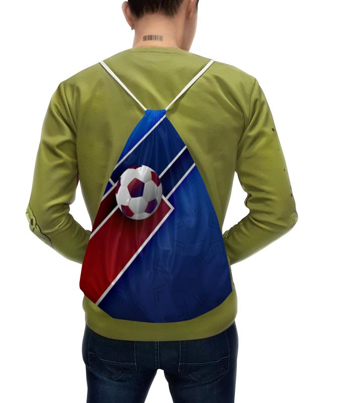 Фото - Рюкзак с полной запечаткой Printio Футбол рюкзак code code co073bwbyzk6