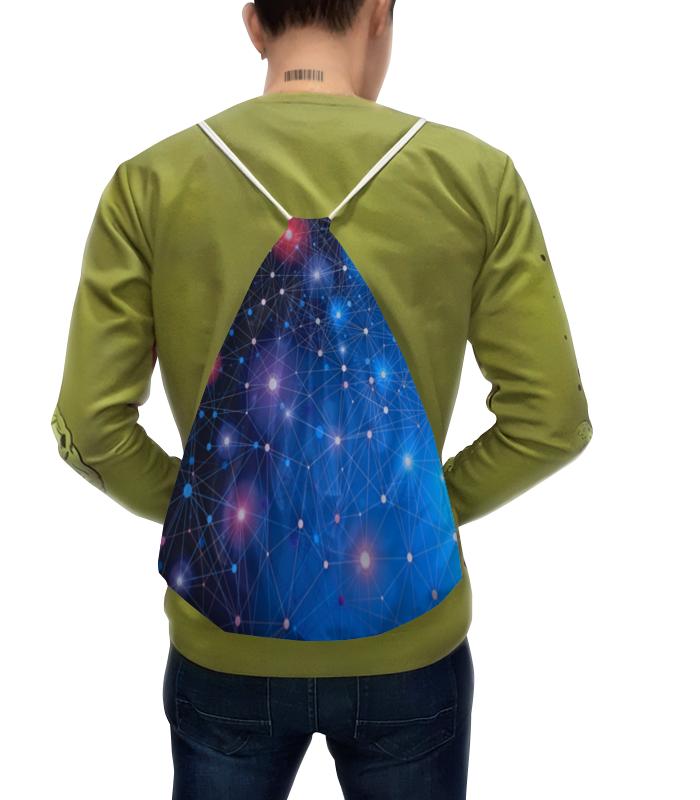 Рюкзак с полной запечаткой Printio Небо в звездах картленд барбара звездное небо гонконга