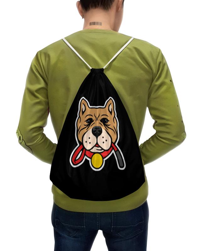 Рюкзак с полной запечаткой Printio Умный пёс рюкзак с полной запечаткой printio умный пёс