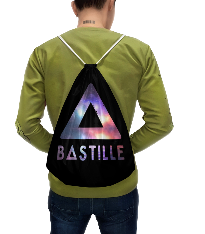 Рюкзак с полной запечаткой Printio Bastille цена