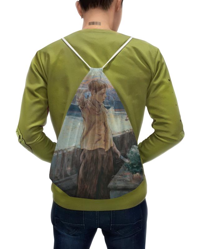 Printio Юнга (адольфо гуйард) рюкзак мешок с полной запечаткой printio картина