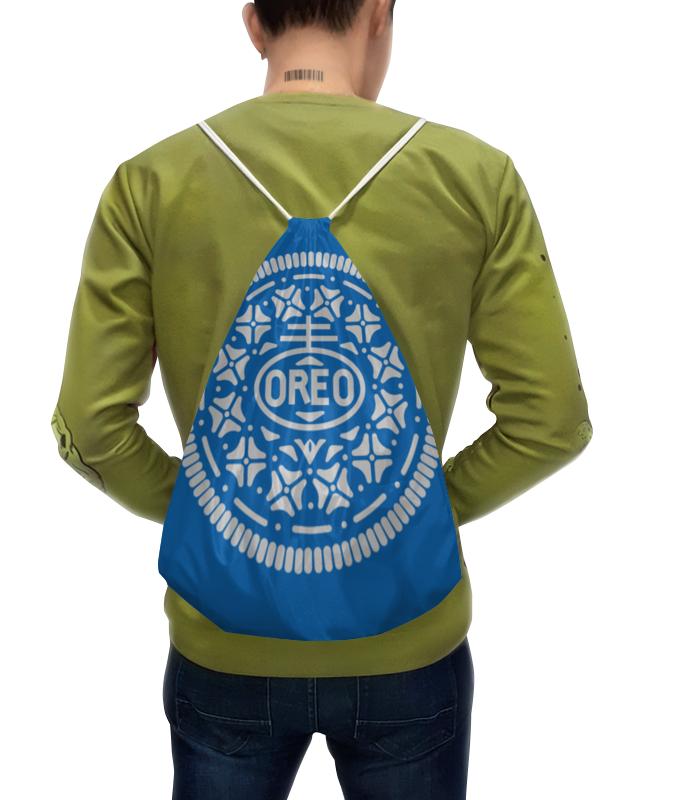 Рюкзак с полной запечаткой Printio Печенье орео / oreo cookies unibis pista badam cookies печенье с миндалем и фисташками 75 г