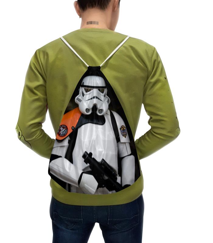 Рюкзак с полной запечаткой Printio Звёздные войны чехол для ноутбука 14 printio изгой один звёздные войны