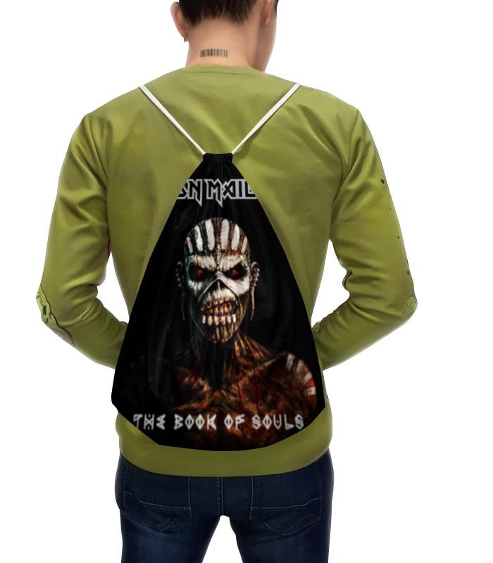 Рюкзак-мешок с полной запечаткой Printio Iron maiden футболка с полной запечаткой мужская printio iron maiden