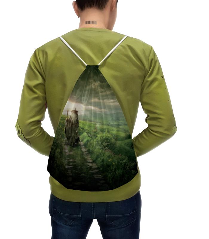 Рюкзак с полной запечаткой Printio Гэндальф футболка с полной запечаткой для девочек printio гэндальф