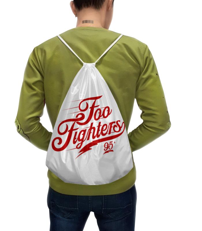 Рюкзак с полной запечаткой Printio Foo fighters футболка с полной запечаткой мужская printio foo fighters