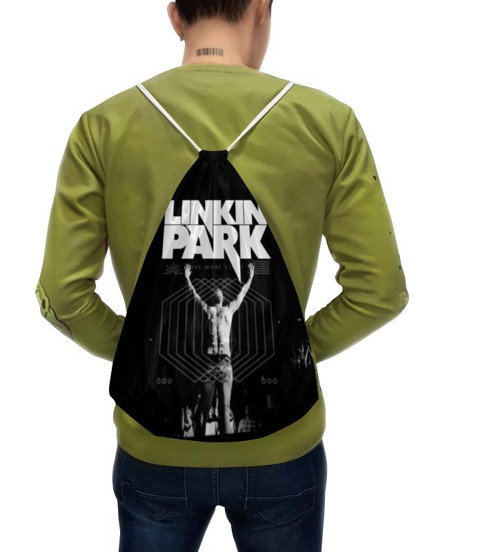 Рюкзак с полной запечаткой Printio Linkin park printio рюкзак с полной запечаткой