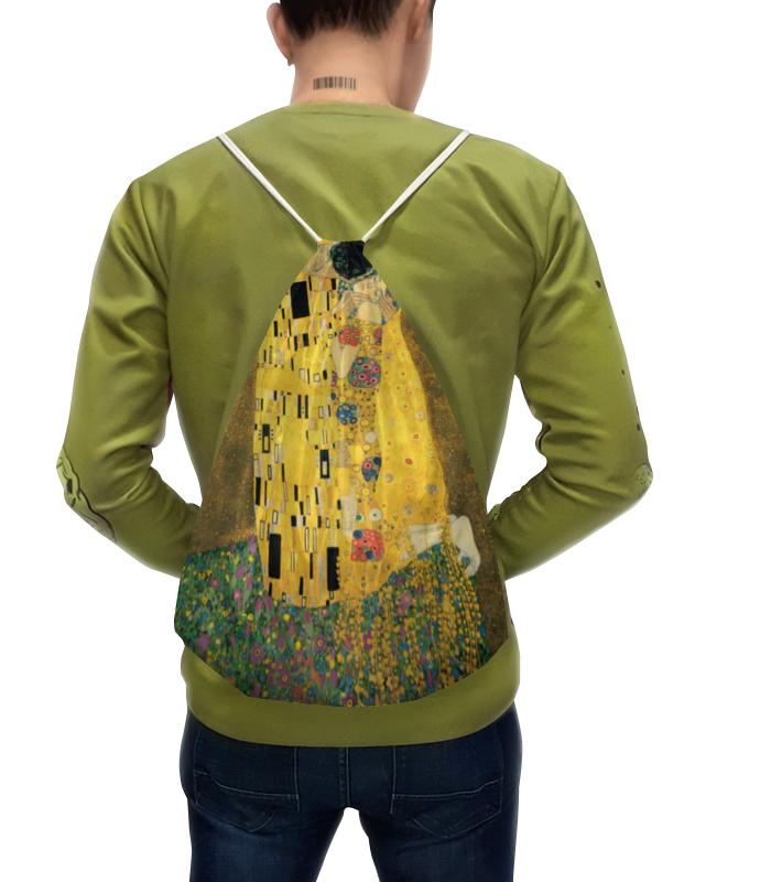 Рюкзак с полной запечаткой Printio Поцелуй (картина климта) гобелен 180х145 printio поцелуй картина климта