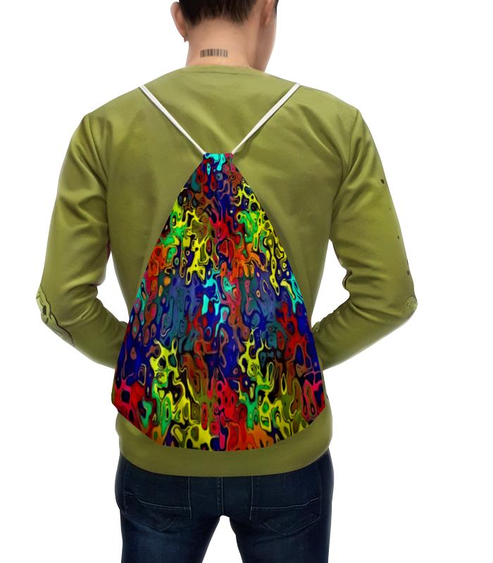 Рюкзак с полной запечаткой Printio Пята краски термос универсальный tiger mhk a150 xc 1 49 л нержавеющая сталь цвет серебристый горловина 7см крышка кружка пиала складные пластиковые ручки