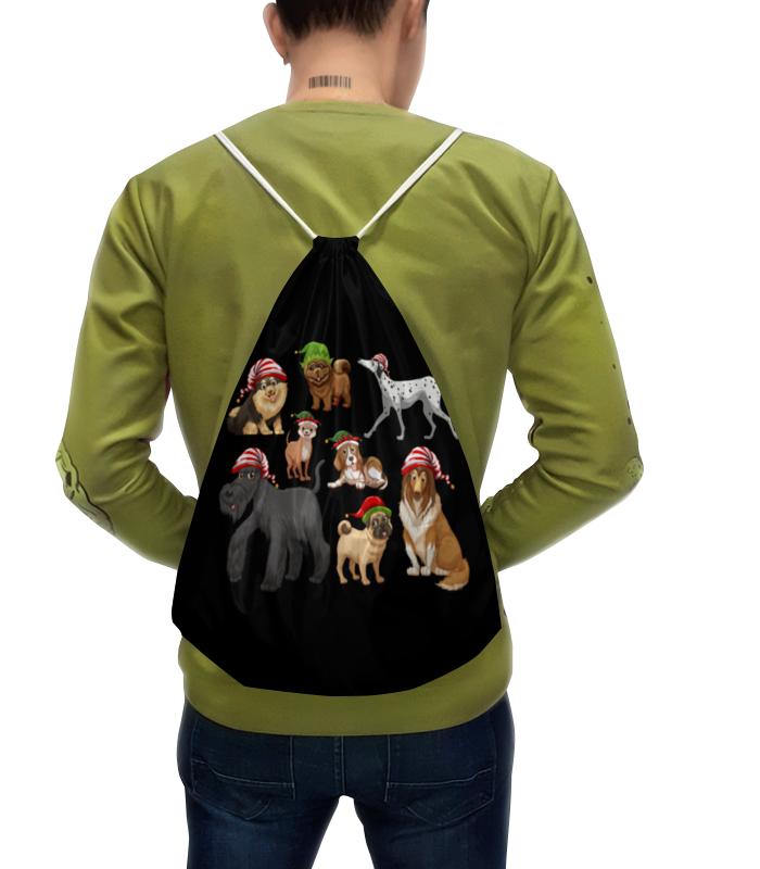 Рюкзак с полной запечаткой Printio Весёлые собачки рюкзак с полной запечаткой printio собачки