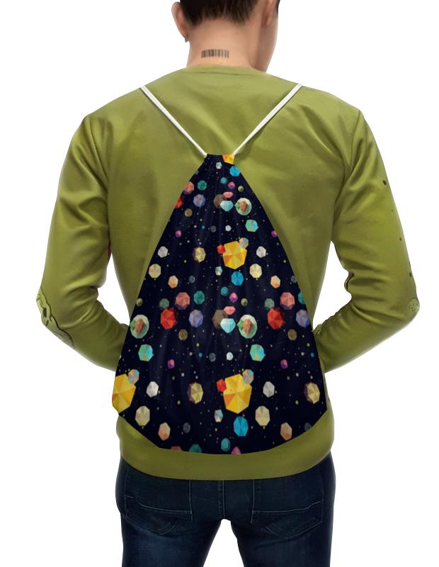 Printio Космос рюкзак с полной запечаткой printio аллегория планет джованни баттиста тьеполо