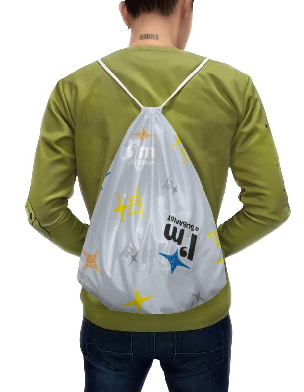 Рюкзак-мешок с полной запечаткой Printio Субару рюкзак мешок с полной запечаткой printio chester bennington