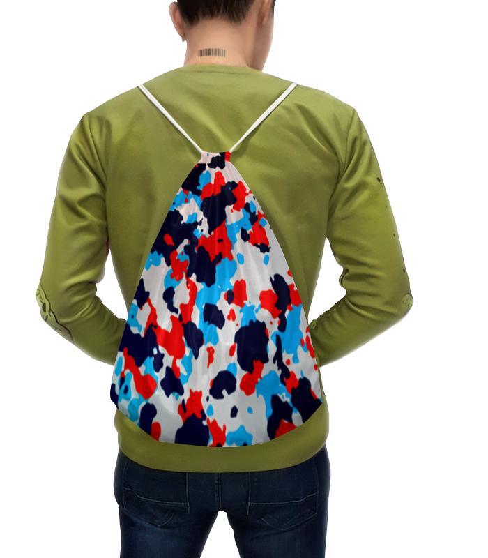 Рюкзак с полной запечаткой Printio Яркие краски рюкзак с полной запечаткой printio пешеходный переход