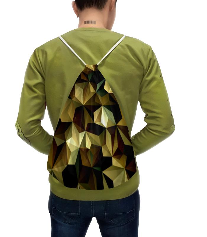 Рюкзак с полной запечаткой Printio Абстракция фигурная рюкзак с полной запечаткой printio абстракция треугольники