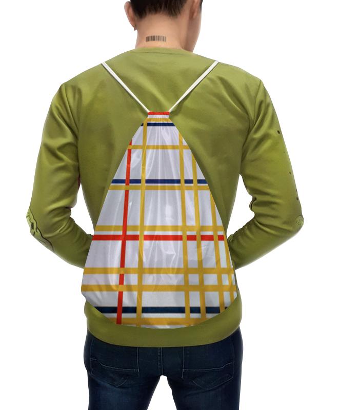 Рюкзак с полной запечаткой Printio Нью-йорк 1 (питер мондриан) футболка с полной запечаткой printio нью йорк никс