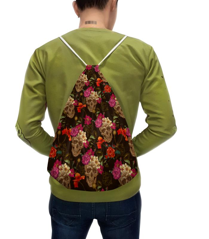 Рюкзак с полной запечаткой Printio Череп рюкзак с полной запечаткой printio череп 1
