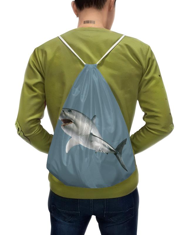 Printio Атака хищной акулы. рюкзак атака 4