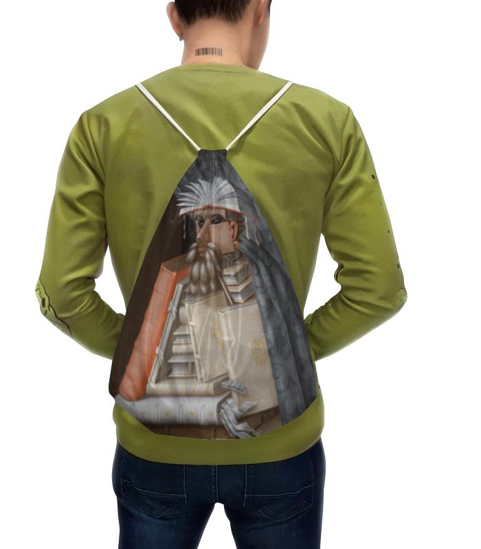Рюкзак с полной запечаткой Printio Библиотекарь (джузеппе арчимбольдо) концерт джузеппе верди известный и неизвестный