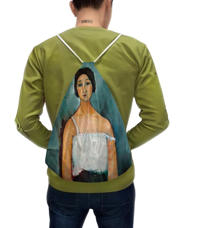 Рюкзак с полной запечаткой Printio Кристина (картина модильяни) кристина ульсон стеклянный дом