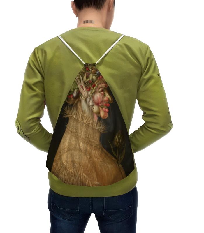 Рюкзак с полной запечаткой Printio Лето (джузеппе арчимбольдо) концерт джузеппе верди известный и неизвестный
