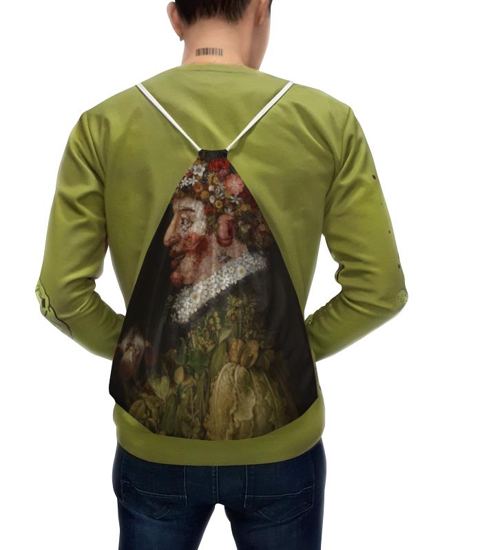 Рюкзак с полной запечаткой Printio Весна (джузеппе арчимбольдо) pr ar04 статуэтка библиотекарь джузеппе арчимбольдо museum parastone