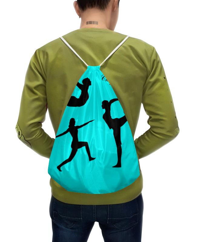 Рюкзак с полной запечаткой Printio Спорт навсегда... рюкзак juicy сouture рюкзак