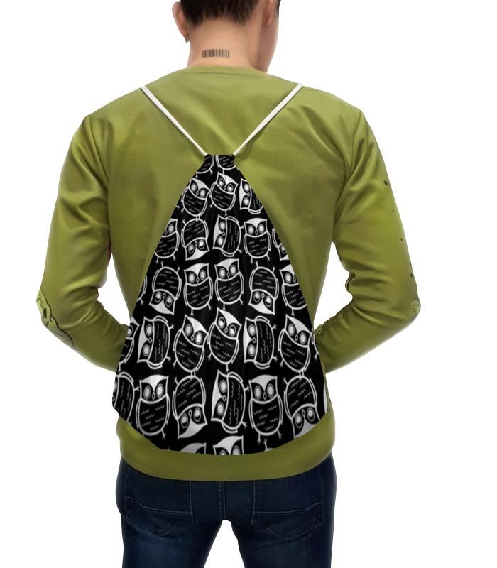 Рюкзак с полной запечаткой Printio Совушки толстовка с полной запечаткой printio совушки