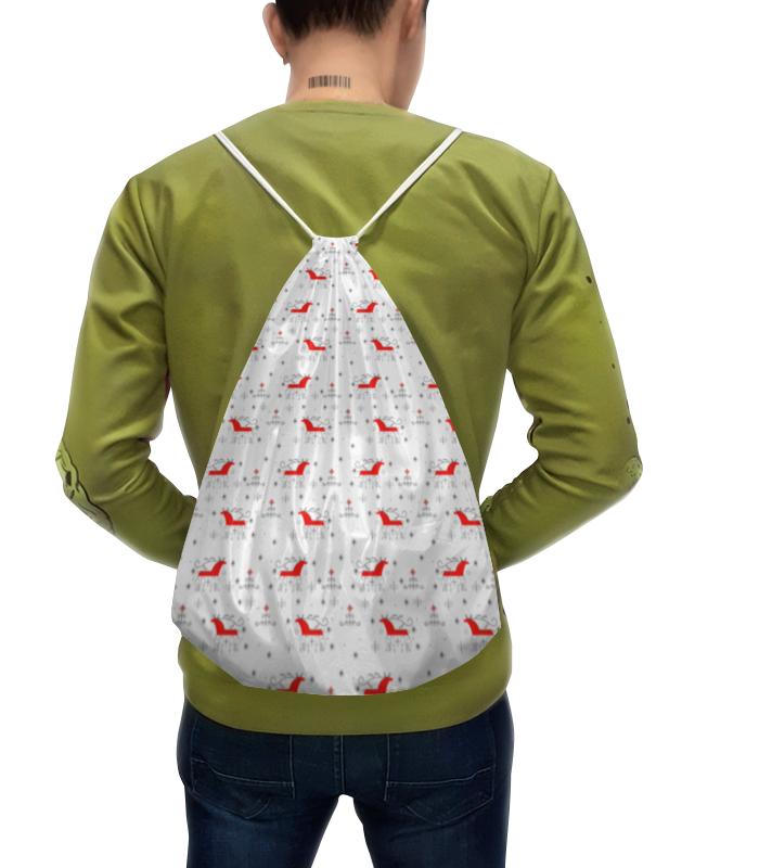Рюкзак с полной запечаткой Printio Мезенская роспись детская футболка классическая унисекс printio череп мезенская роспись