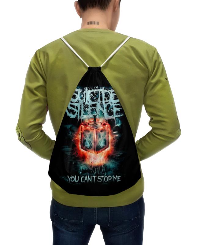 Рюкзак с полной запечаткой Printio Suicide silence рюкзак с полной запечаткой printio мишутка
