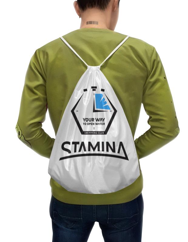 Фото - Рюкзак-мешок с полной запечаткой Printio Stamina bag sy16 black professional waterproof outdoor bag backpack dslr slr camera bag case for nikon canon sony pentax fuji