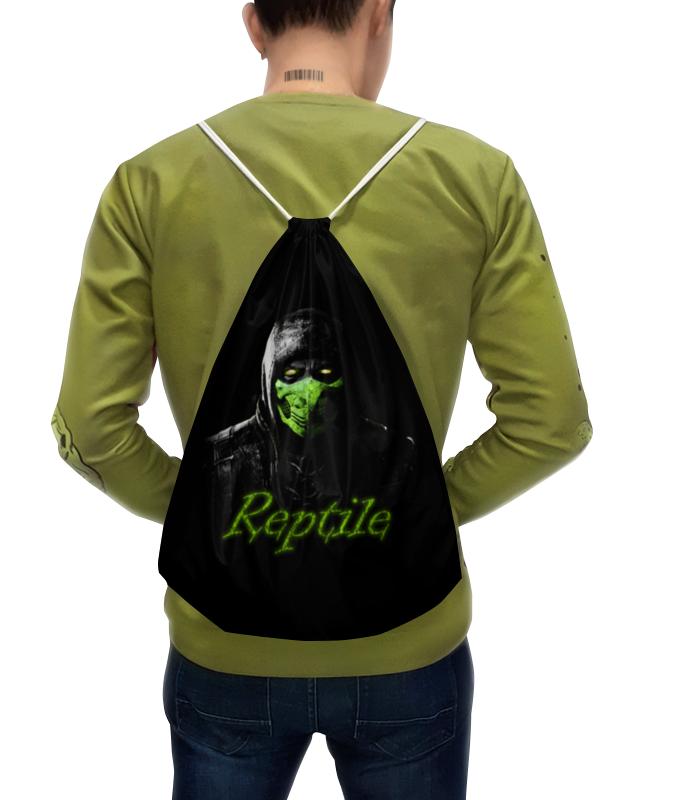 Рюкзак с полной запечаткой Printio Reptile рюкзак с полной запечаткой printio пешеходный переход