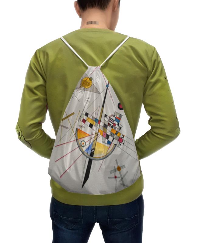 Рюкзак с полной запечаткой Printio Тонкое напряжение (василий кандинский) рюкзак с полной запечаткой printio искушение христа василий суриков