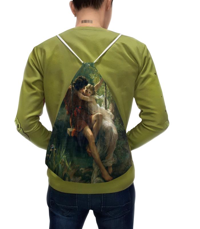 Рюкзак с полной запечаткой Printio Весна (пьер огюст кот) пьер гийота эшби