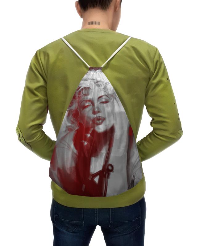 Рюкзак-мешок с полной запечаткой Printio Мадонна цена