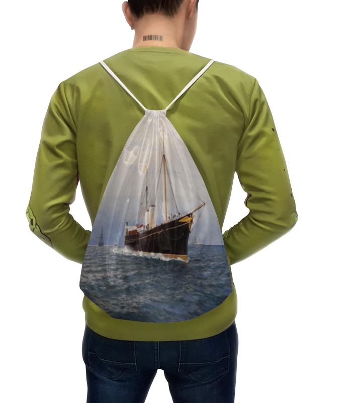 Рюкзак с полной запечаткой Printio Императорская яхта «держава» (лев лагорио) кружка printio императорская