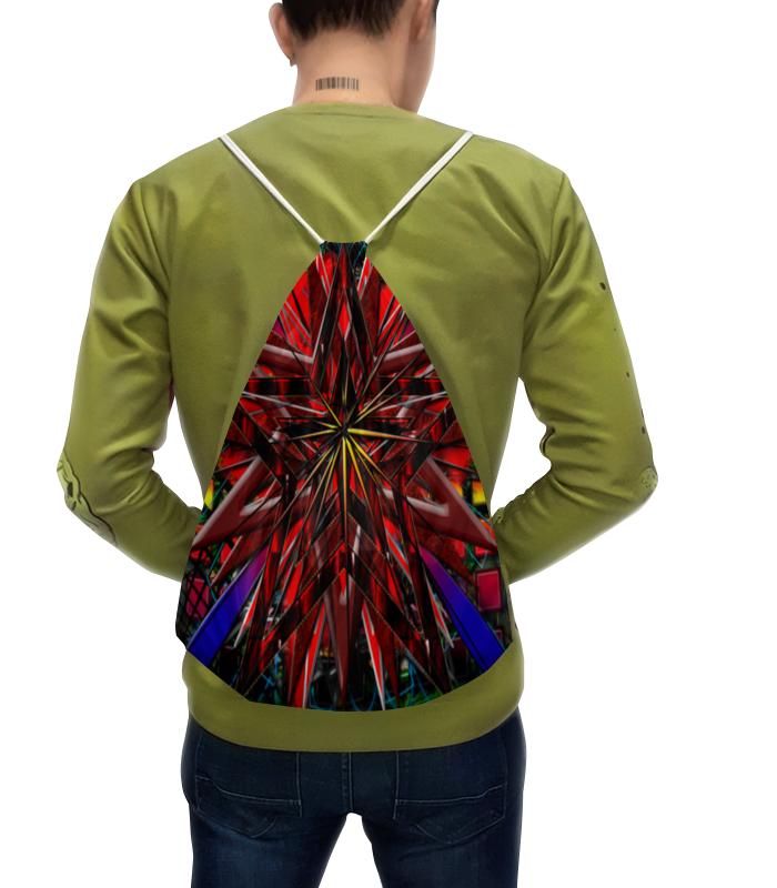 Фото - Рюкзак с полной запечаткой Printio Звезда рюкзак code code co073bwbyzk6