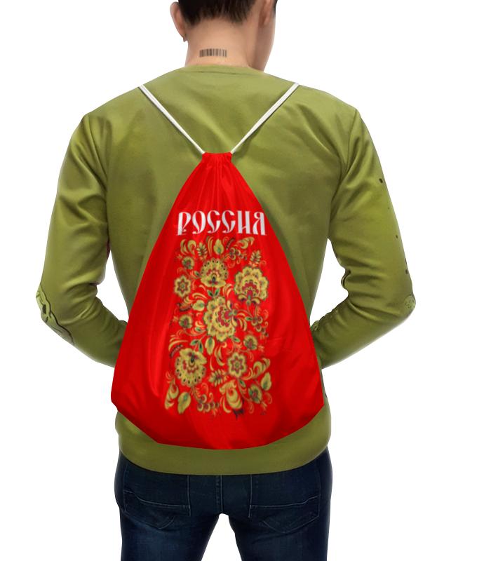 Рюкзак с полной запечаткой Printio Россия рюкзак с полной запечаткой printio моя родина ссср – россия